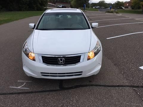 2010 Honda Accord for sale at Salama Cars / Blue Tech Motors in South Saint Paul MN
