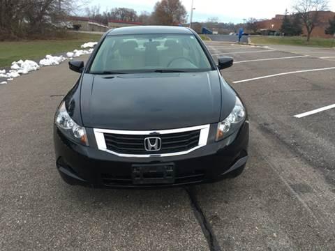 2009 Honda Accord for sale at Salama Cars / Blue Tech Motors in South Saint Paul MN