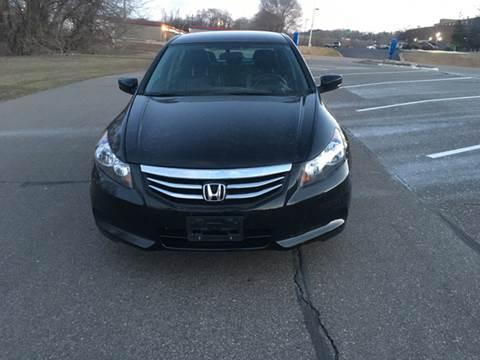 2011 Honda Accord for sale at Salama Cars / Blue Tech Motors in South Saint Paul MN