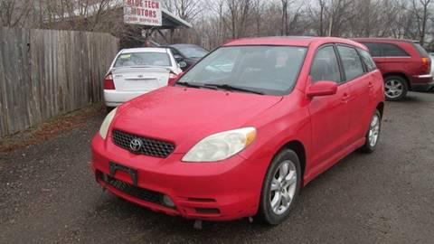 2003 Toyota Matrix for sale at Salama Cars / Blue Tech Motors in South Saint Paul MN