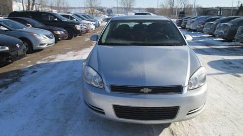 2011 Chevrolet Impala for sale at Salama Cars / Blue Tech Motors in South Saint Paul MN