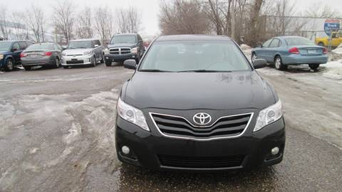 2011 Toyota Camry for sale at Salama Cars / Blue Tech Motors in South Saint Paul MN