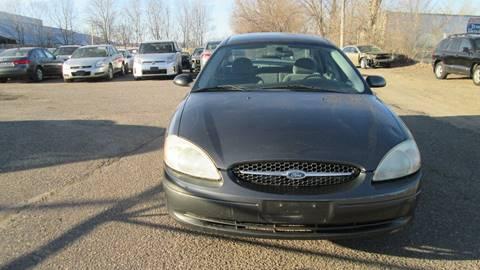 2004 Ford Taurus for sale at Salama Cars / Blue Tech Motors in South Saint Paul MN