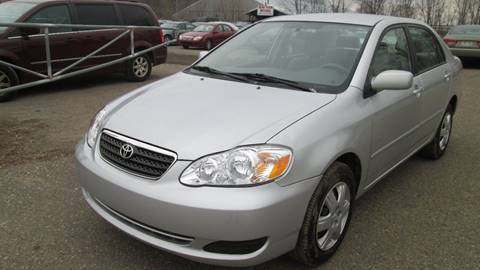 2007 Toyota Corolla for sale at Salama Cars / Blue Tech Motors in South Saint Paul MN