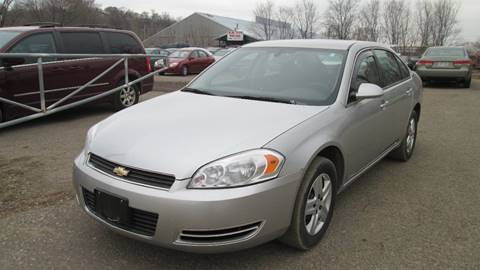 2008 Chevrolet Impala for sale at Salama Cars / Blue Tech Motors in South Saint Paul MN