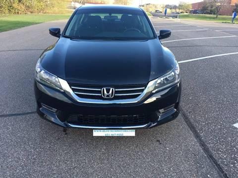 2013 Honda Accord for sale at Salama Cars / Blue Tech Motors in South Saint Paul MN