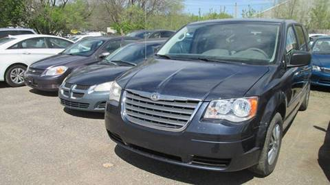 2008 Chrysler Town and Country for sale at Salama Cars / Blue Tech Motors in South Saint Paul MN