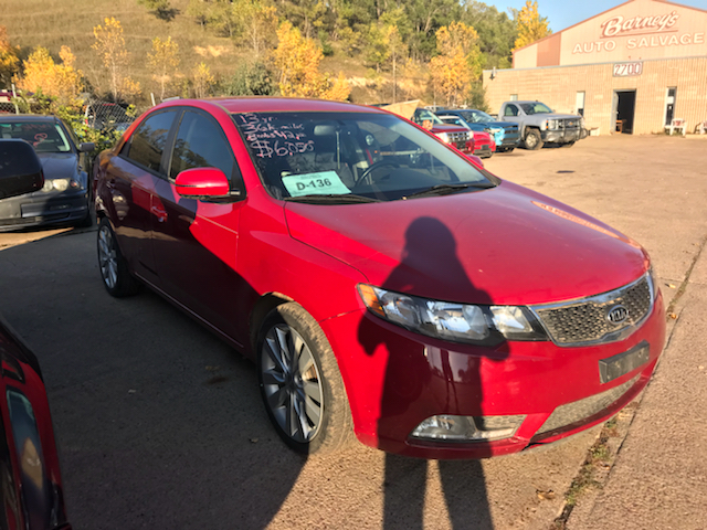 2013 Kia Forte for sale at Barney's Used Cars in Sioux Falls SD