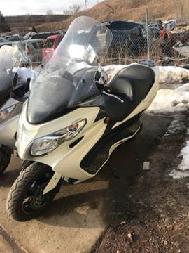 2012 Suzuki Burgman for sale in Sioux Falls, SD