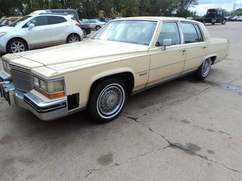 1982 Cadillac Fleetwood Brougham for sale in Sioux Falls, SD