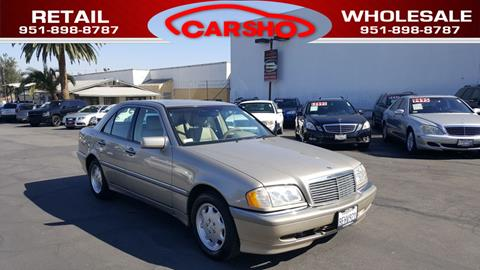 1999 Mercedes-Benz C-Class for sale in Corona, CA