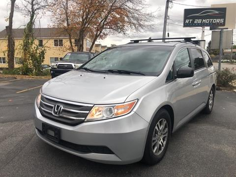 2012 Honda Odyssey for sale in North Reading, MA