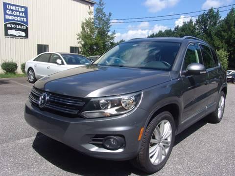 2014 Volkswagen Tiguan for sale in Cumming, GA