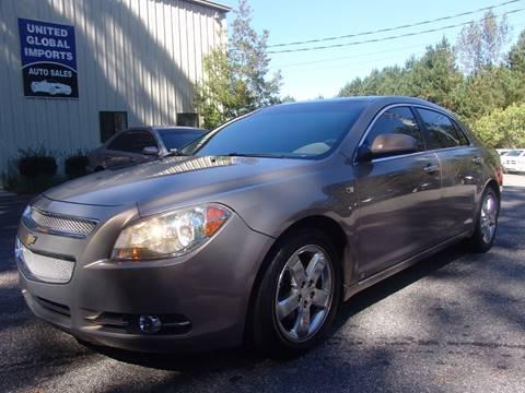 2008 Chevrolet Malibu for sale in Cumming, GA