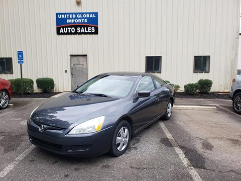 2004 Honda Accord for sale in Cumming, GA