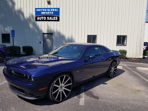 2015 Dodge Challenger for sale in Cumming, GA