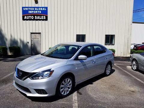 2017 Nissan Sentra for sale in Cumming, GA