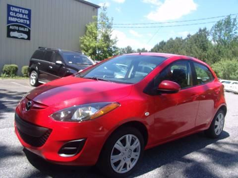 2013 Mazda MAZDA2 for sale in Cumming, GA