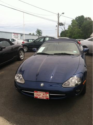1997 Jaguar XK-Series for sale at M & C AUTO SALES in Roselle NJ