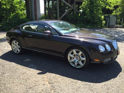 2007 Bentley Continental GT for sale in Roselle, NJ