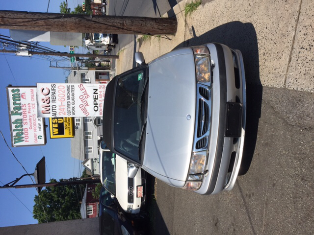 2001 Saab 9-3 for sale at M & C AUTO SALES in Roselle NJ