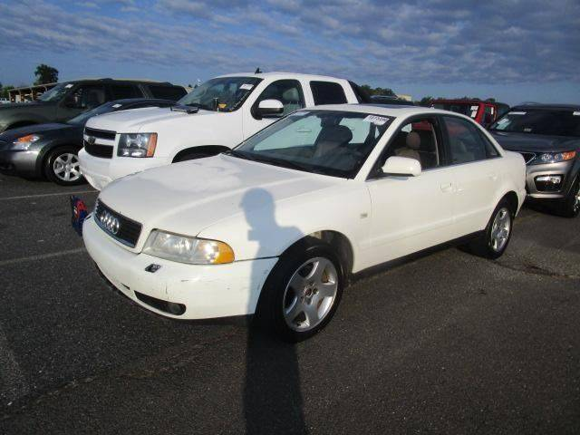 1999 audi a4 awd 4dr 2 8 quattro sedan in fredericksburg. Black Bedroom Furniture Sets. Home Design Ideas