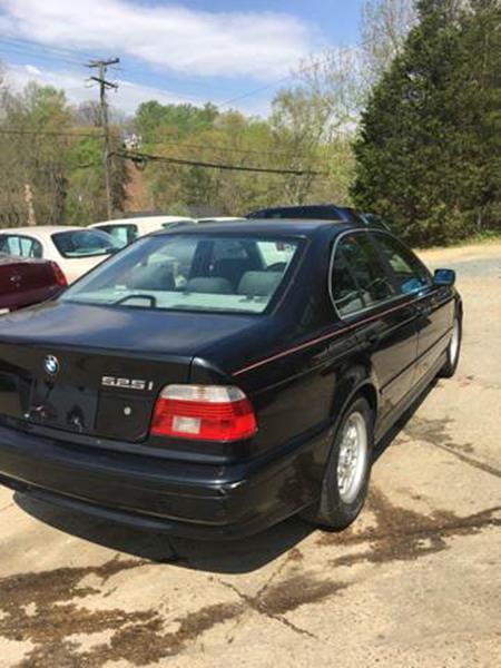 2001 BMW 5 Series 525i 4dr Sedan - Fredericksburg VA
