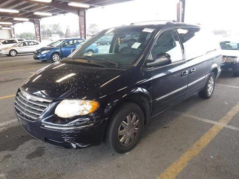 2006 Chrysler Town and Country for sale at Delong Motors in Fredericksburg VA