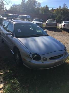1999 Ford Taurus for sale at Delong Motors in Fredericksburg VA