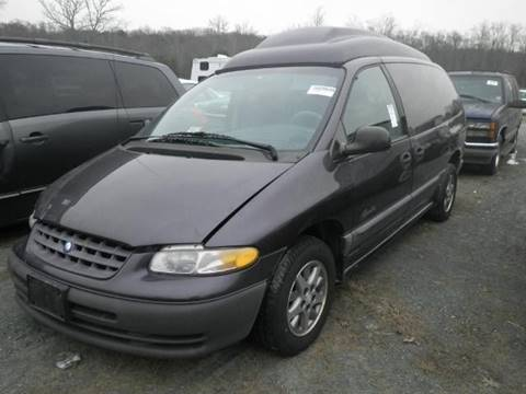 1996 Plymouth Grand Voyager for sale at Delong Motors in Fredericksburg VA