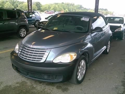 2007 Chrysler PT Cruiser for sale at Delong Motors in Fredericksburg VA