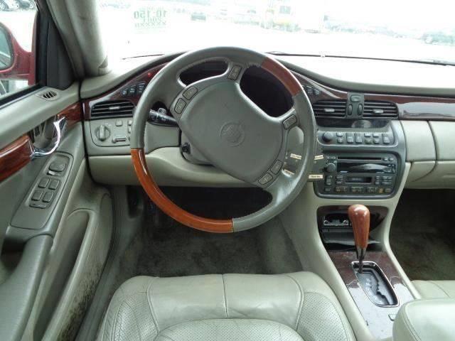 2001 Cadillac Deville Dts 4dr Sedan In Fredericksburg Va Delong Motors