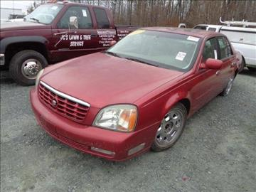 2001 Cadillac DeVille for sale in Fredericksburg, VA