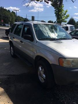 2004 Ford Escape for sale at Delong Motors in Fredericksburg VA