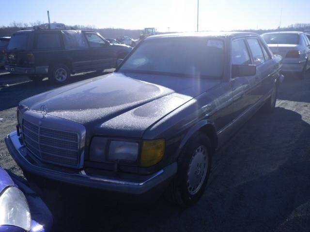 1988 Mercedes Benz 420 Class 420SEL   Fredericksburg VA