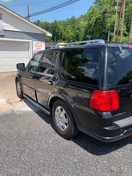 2005 Lincoln Navigator Luxury 4WD 4dr SUV - Fredericksburg VA