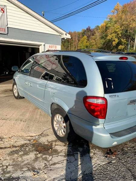2002 Chrysler Town and Country LXi 4dr Extended Mini-Van - Fredericksburg VA