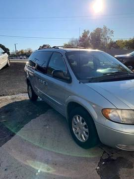 2002 Chrysler Town and Country for sale in Fredericksburg, VA