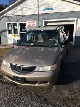 2000 Honda Odyssey for sale in Fredericksburg, VA