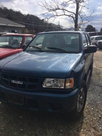Isuzu Rodeo For Sale In Virginia Carsforsale