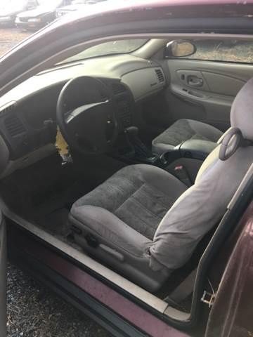 2002 Chevrolet Monte Carlo LS 2dr Coupe - Fredericksburg VA