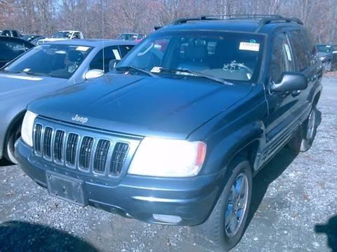 2003 Jeep Grand Cherokee for sale at Delong Motors in Fredericksburg VA