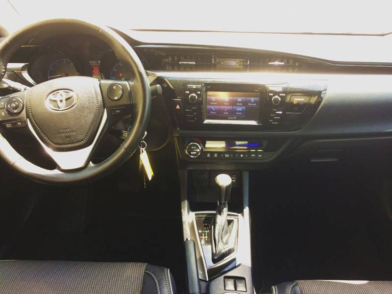 2015 Toyota Corolla S 4dr Sedan - Houston TX