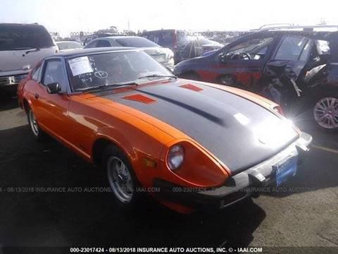 1981 Datsun 280zx For Sale In Dallas Tx Carsforsale Com