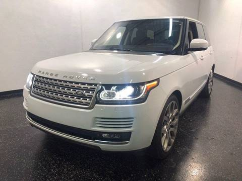 used 2014 land rover range rover for sale - carsforsale®