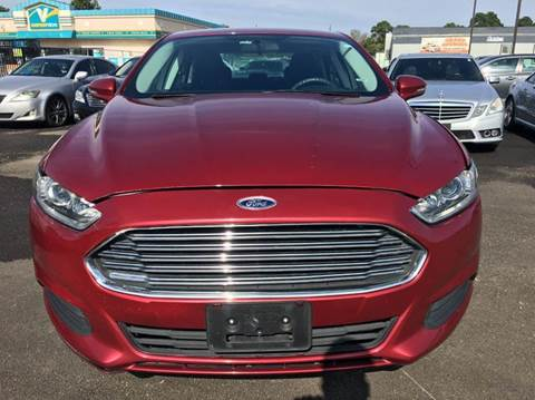 2016 Ford Fusion
