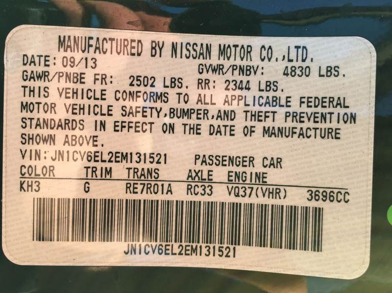2014 Infiniti Q60 Coupe AWD 2dr Coupe - Houston TX