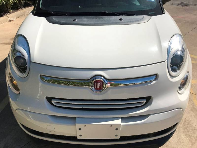 2014 FIAT 500L Easy 4dr Hatchback - Houston TX