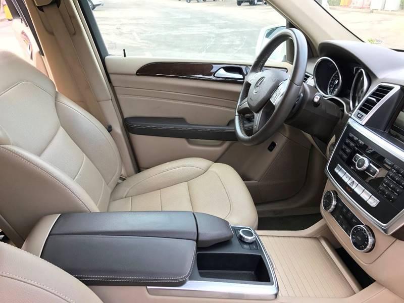 2014 Mercedes-Benz M-Class ML 350 4dr SUV - Houston TX