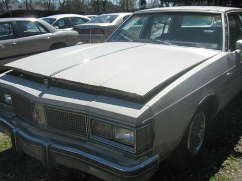 1984 Oldsmobile Ninety-Eight for sale at Ody's Autos in Houston TX
